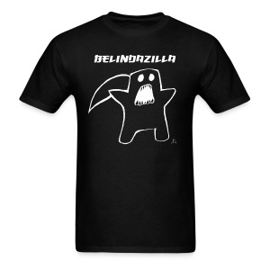 Belindazilla | Male Tee Shirt - Men's T-Shirt