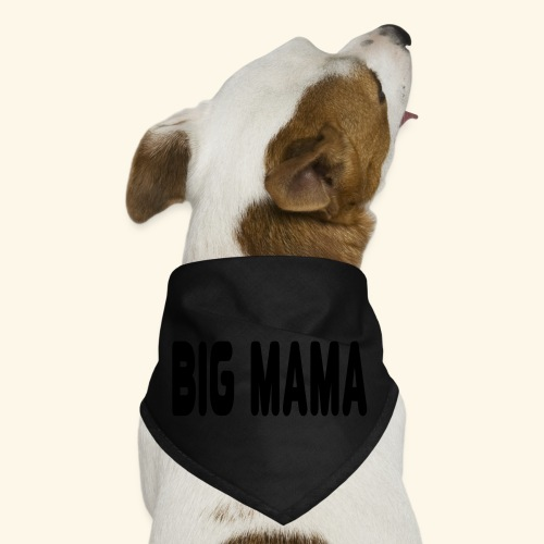 Big Mama - Dog Bandana