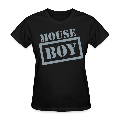 Mouse Boy  - T-Shirt - Women's T-Shirt