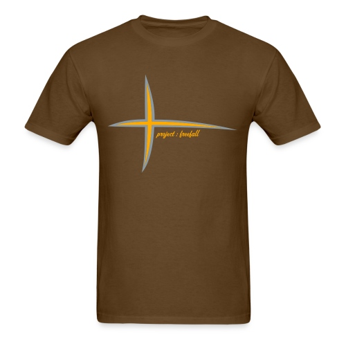 Men's T-Shirt - project : freefall T-shirt