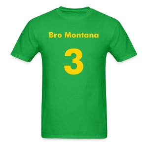 Bro Montana - Men's T-Shirt