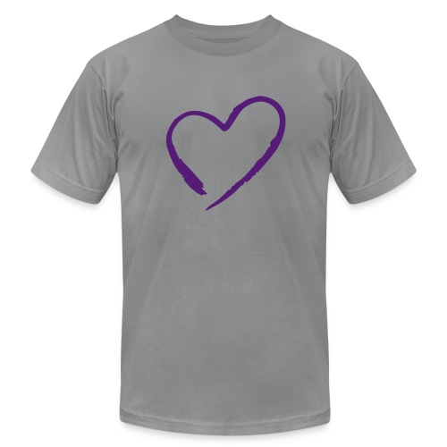 """Men's  Jersey T-Shirt - DAILY DEVOTIONAL, DECEMBER 9TH Posted to Deuteronomy 8:10 on Dec 8, 2009 at 09:27 AM  Deuteronomy 8:10    """"When you have eaten and are satisfied, you shall bless the LORD your God for the good land which He has given you. """"The great exchange""""   Haiti is an impoverished nation where 80 percent of its people live in great need. One child in 14 never reaches his or her first birthday; another one in five never lives to the age of 4; and voodoo is practiced across the land. Yet, in the middle of the despair, Haiti is experiencing a revival. Ramshackle churches are being filled as many are receiving Christ and being released from demonic oppression.   On a flight home from Haiti, I flipped through the catalog that I found in the seat pocket in front of me. I had just left a country where people were desperate for food, and now I was viewing pages of useless gadgets for sale: spring-loaded """"gravity-defying"""" shoes, a luxury mattress for my dog, even a full-size 80s-style arcade game for the kids. I winced over the stark contrast. People in the developed world are buying luxury beds for their pooches while Haitian children sleep on cold cement floors, I mused. But even as church membership thins in some nations, more and more Haitian Christians are meeting God in profound ways.   On the eve of entering the Promised Land, Moses warned the Israelites that a land of abundance could be a spiritual snare. He urged them to put God first. Otherwise, as they ate well, built homes, and saw their flocks and riches multiply, they would forget Him (Deuteronomy 8:12-14). Moses' urgings remain ever relevant to those of us living in countries where personal affluence is high. Riches and pleasures can choke our faith (Luke 8:14). The antidote? Thanking God for every blessing we receive (Deuteronomy 8:10) and developing a heart of generosity for the poor (15:7-11).   Let's exchange consumerism for compassion—extending God's grace with grateful hearts to those in need"""