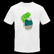 T-Shirts ~ Men's T-Shirt by American Apparel ~ Men's AA - Selfish Giant