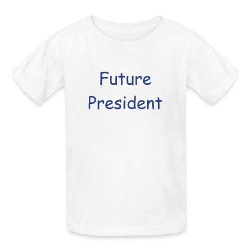 Future President - Kids' T-Shirt