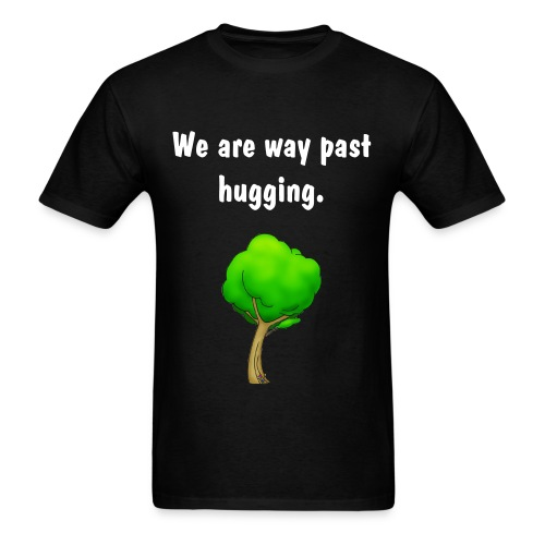 Tree Lover's T-Shirt - Men's T-Shirt