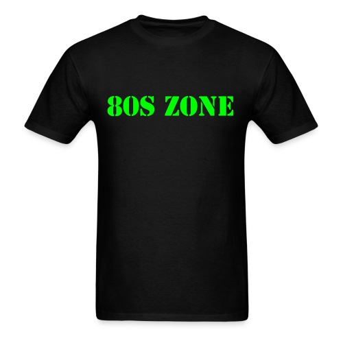 80s Zone Basic T Shirt - Men's T-Shirt