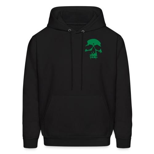 R.L. Men's Skull Hoodie - Men's Hoodie