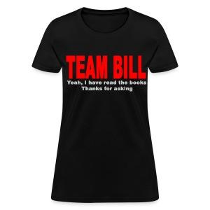 Thanks for asking - Women's - Women's T-Shirt