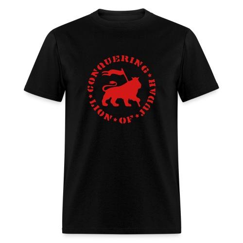 Conquering Lion - Men's T-Shirt