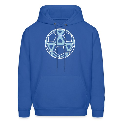 Professional Soccer Ball Graphic - Men's Hoodie