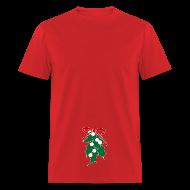 T-Shirts ~ Men's T-Shirt ~ Mistletoe