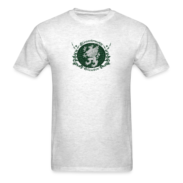 Light oxford Celtic Griffin T-Shirts
