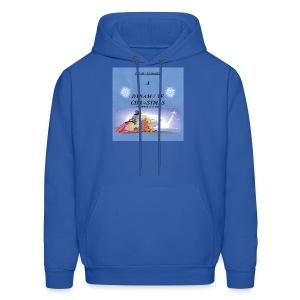 A DYNAMITE CHRISTMAS - THE OFFICIAL ALBUM men's hooded sweatshirt - Men's Hoodie