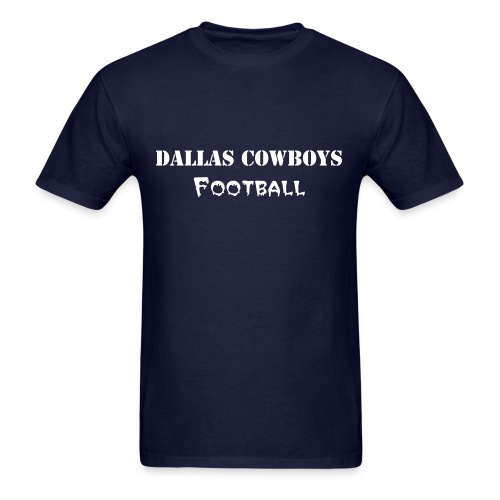Dallas Cowboys T-Shirt - Men's T-Shirt