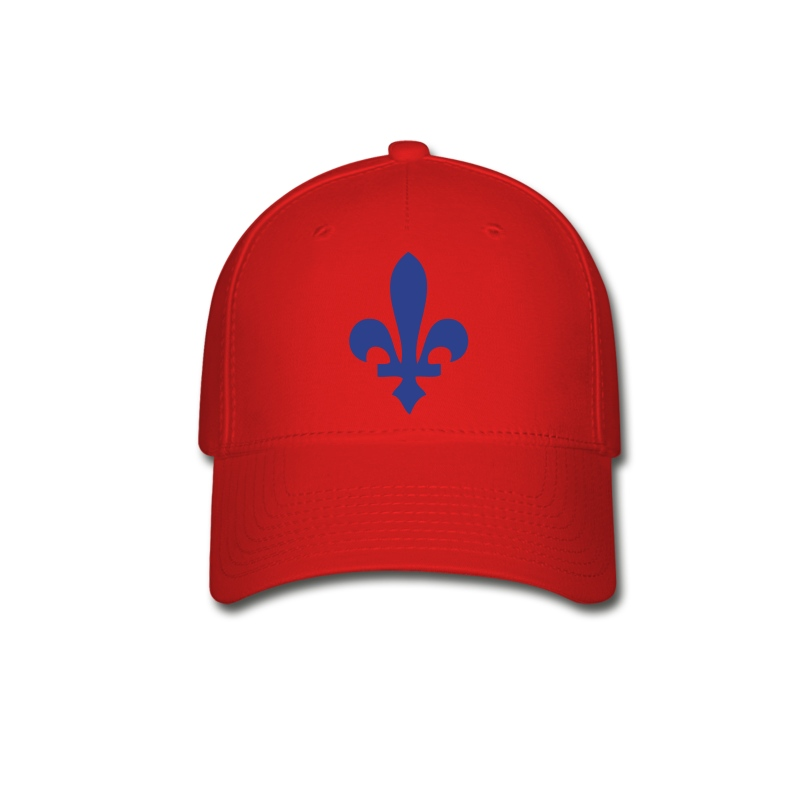 fleur de lys - Baseball Cap