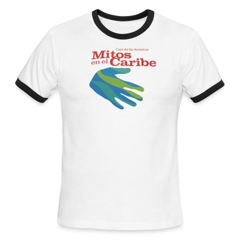 Caribe - Men's Ringer T-Shirt