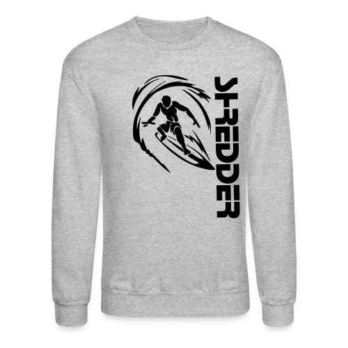 shredder sweat - Crewneck Sweatshirt