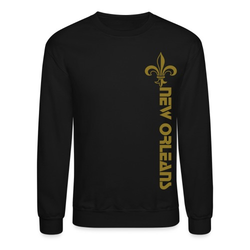 new orleans sweat - Crewneck Sweatshirt