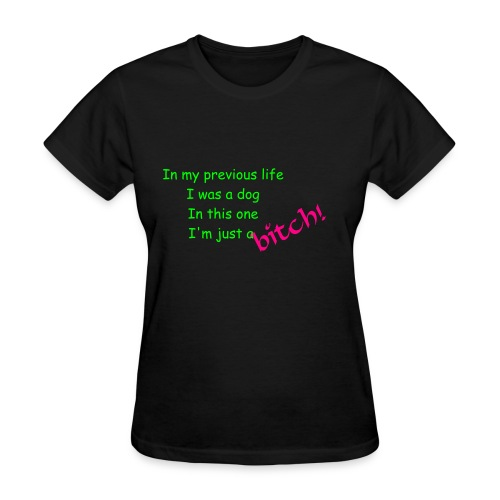 Reincarnation - Women's T-Shirt
