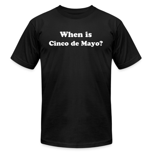 Cinco de Mayo - Men's Fine Jersey T-Shirt