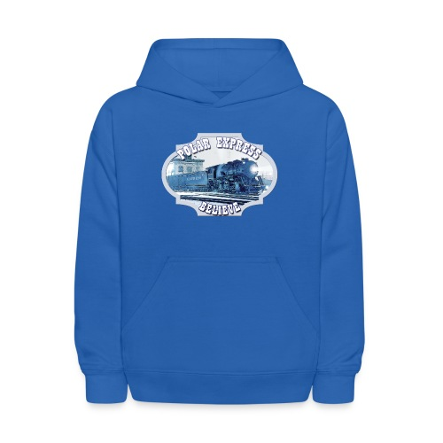 POLAR EXPRESS Framed Child Hoodie - Kids' Hoodie