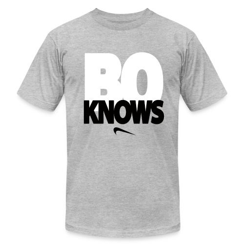 BO KNOWS - Men's  Jersey T-Shirt