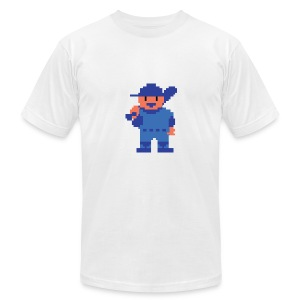 RBI GUY - Men's Fine Jersey T-Shirt