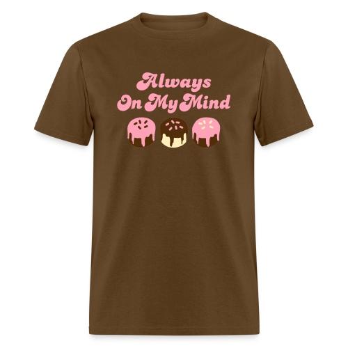 ALWAYS ON MY MIND T-SHIRT Unisex flex - Men's T-Shirt
