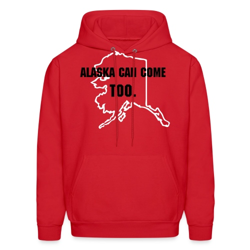 Alaska Too Sweatshirt - Men's Hoodie