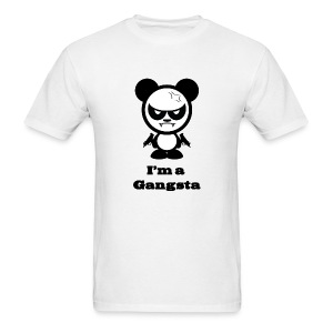 I'm A Gangsta - Men's T-Shirt