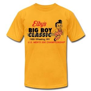 Vintage Big Boy - Men's Fine Jersey T-Shirt