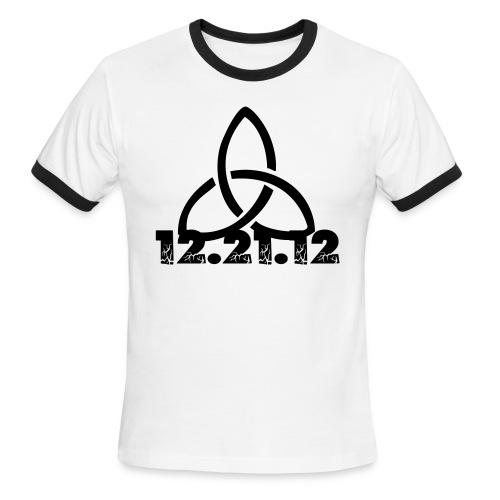 End World TRIQ Tee - Men's Ringer T-Shirt