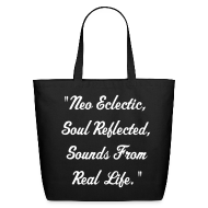Bags & backpacks ~ Eco-Friendly Cotton Tote ~ HeartSleeves Tote.