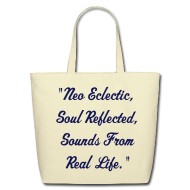Bags & backpacks ~ Eco-Friendly Cotton Tote ~ HeartSleeves Tote White