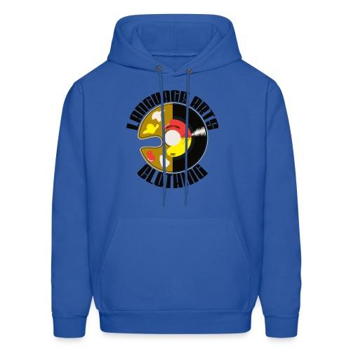 record palette hoodie - Men's Hoodie