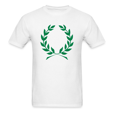 Laurel Wreath Roman Caesar 1c
