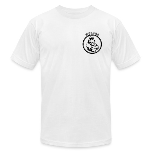 Custom Wolf or Wolves Team Graphic - Men's  Jersey T-Shirt