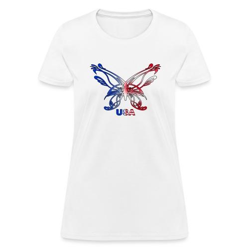 Glowing Heart - Women's T-Shirt
