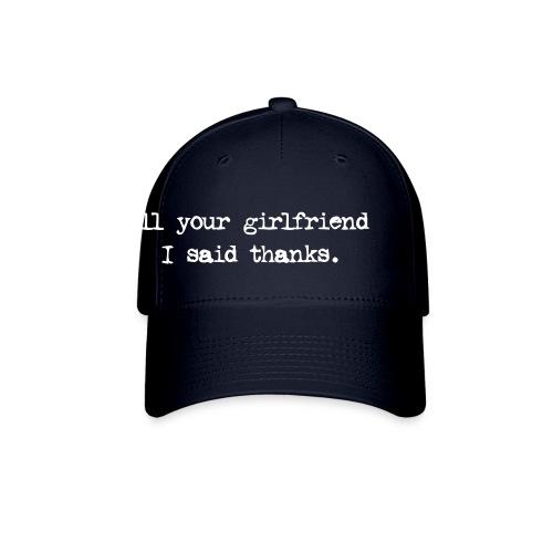 :| Navy full cap - Baseball Cap