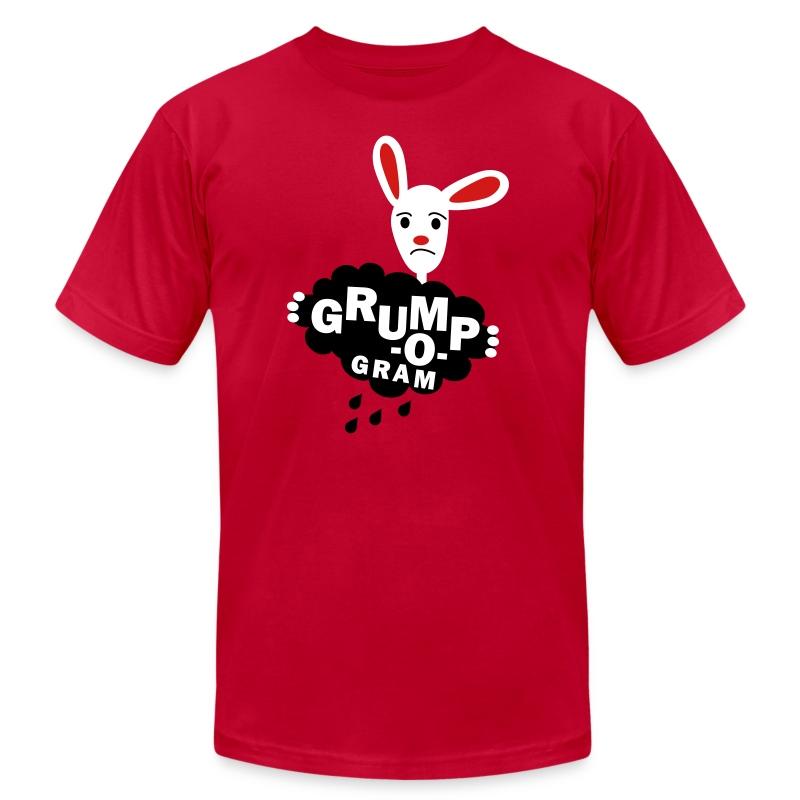 Grump-O-Gram - Men's Fine Jersey T-Shirt