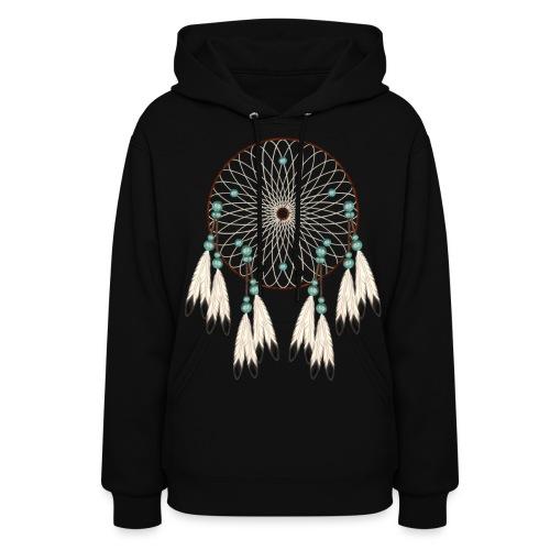 Dreamcatcher Women's Hooded Sweatshirt - Women's Hoodie
