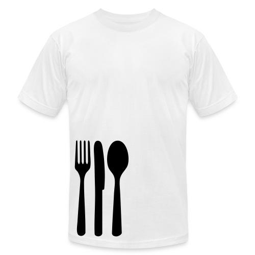 Silver Wear - Men's Fine Jersey T-Shirt
