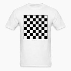 Chess Board Checkers 1c
