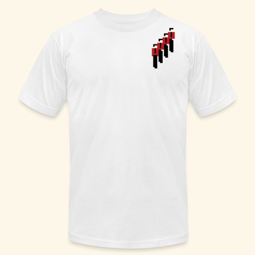 8-Bit-Manmachines - Men's Fine Jersey T-Shirt