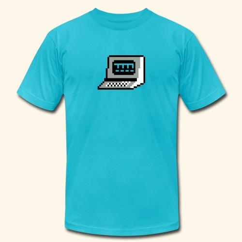 8-Bit-Computer - Men's Fine Jersey T-Shirt
