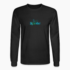 Black I'm the BIG BROTHER Long Sleeve Shirts