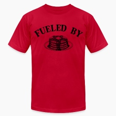 Lemon Fueled by Pancakes T-Shirts