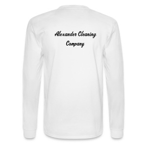 Alexander Cleaning - Men's Long Sleeve T-Shirt