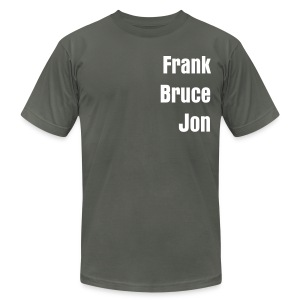 Men's Frank Buce Jon - Men's T-Shirt by American Apparel