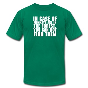 Those crazy Japanese... - Men's Fine Jersey T-Shirt
